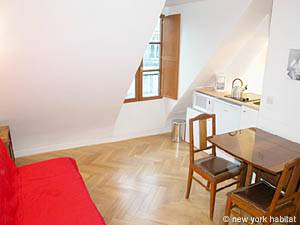 Paris - Studio apartment - Apartment reference PA-2652