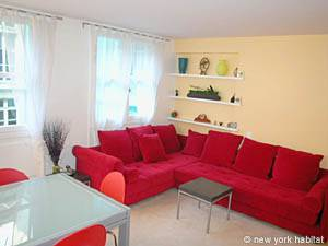 Paris - 2 Bedroom apartment - Apartment reference PA-2655