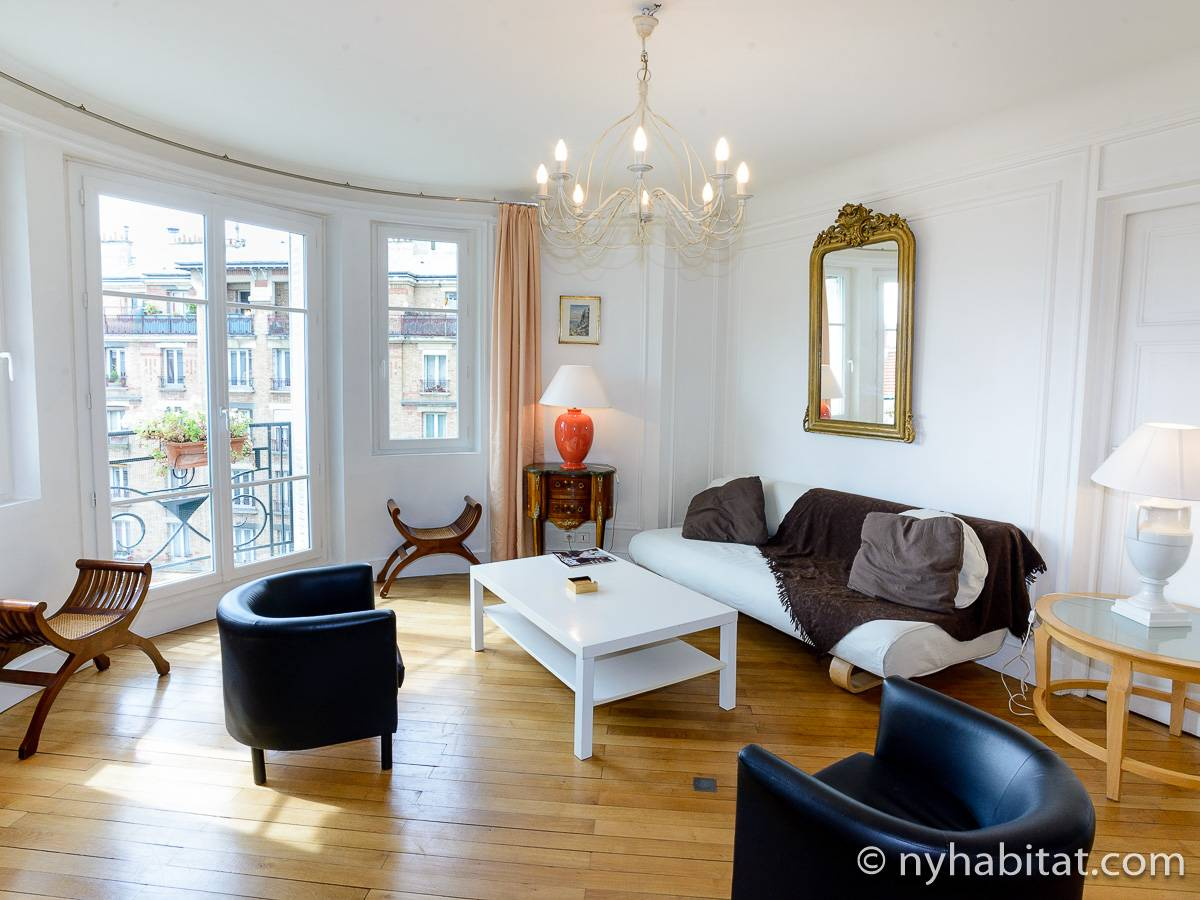 Paris - 3 Bedroom apartment - Apartment reference PA-2668
