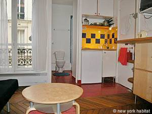 Paris - 1 Bedroom apartment - Apartment reference PA-2687
