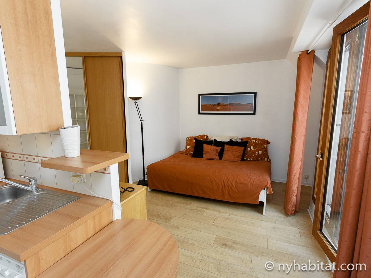 Paris - Studio apartment - Apartment reference PA-2714