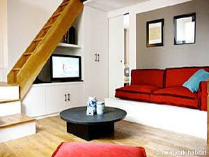Paris - 1 Bedroom accommodation - Apartment reference PA-2747