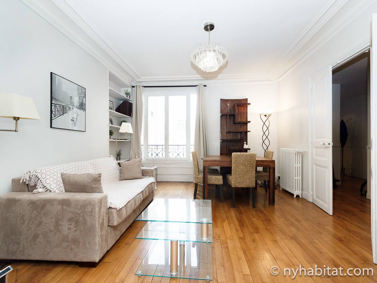 Paris - 2 Bedroom apartment - Apartment reference PA-2793