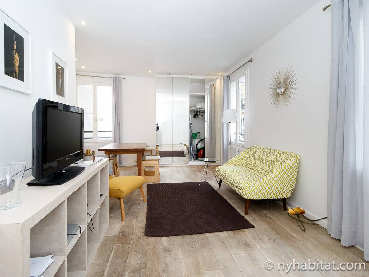 Paris - Studio apartment - Apartment reference PA-2811