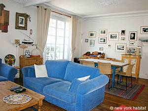 Paris - 1 Bedroom apartment - Apartment reference PA-2814