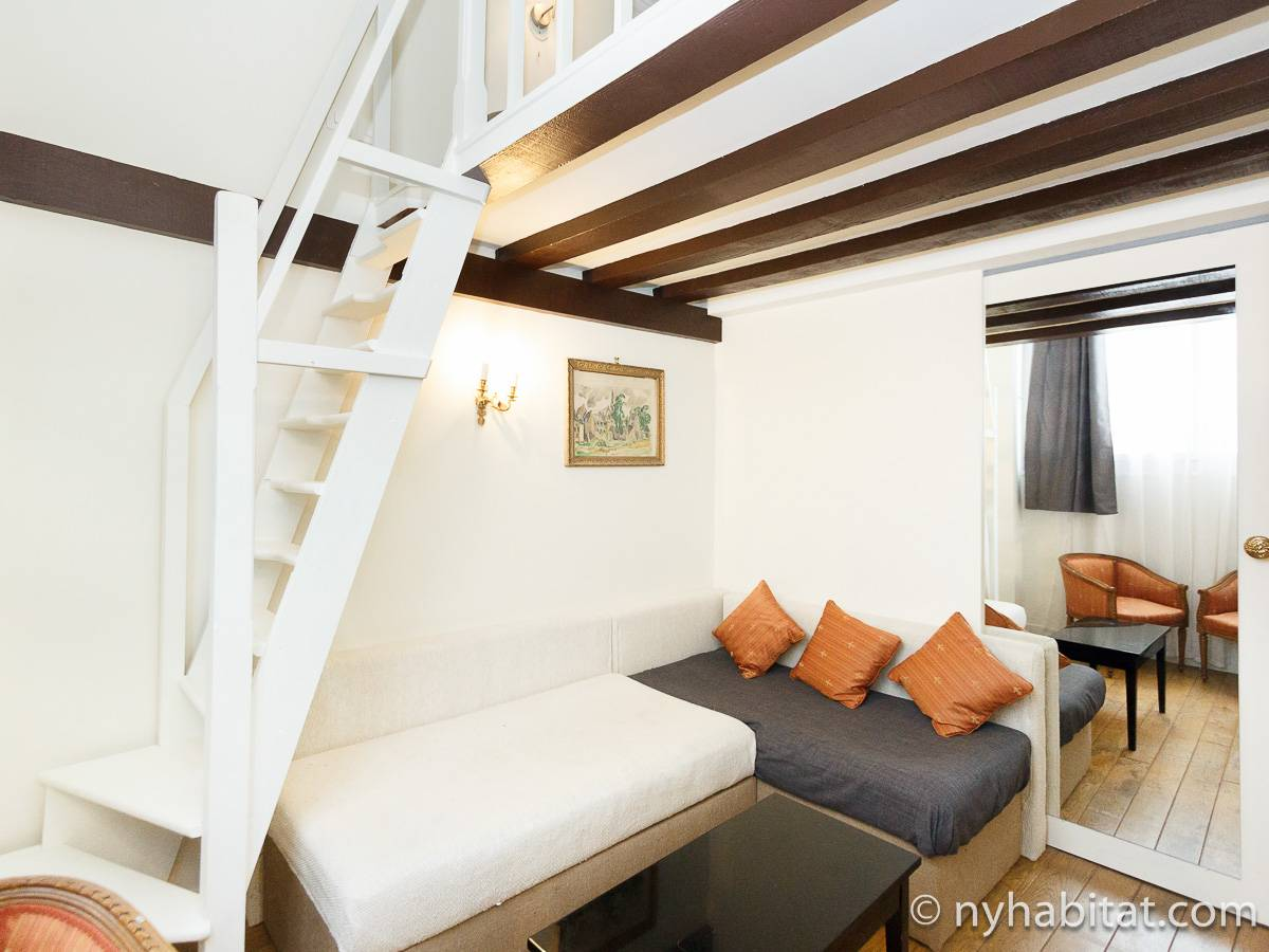 Paris - 1 Bedroom apartment - Apartment reference PA-2821