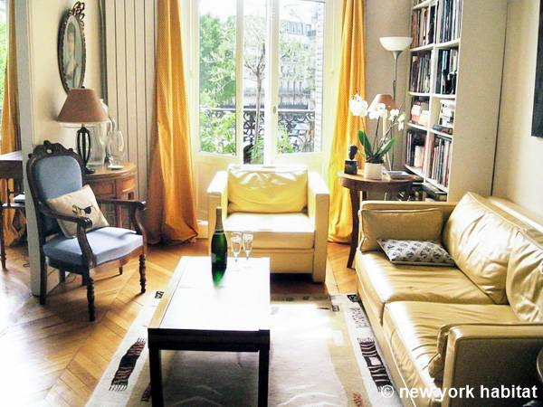 Paris - 1 Bedroom accommodation - Apartment reference PA-2826