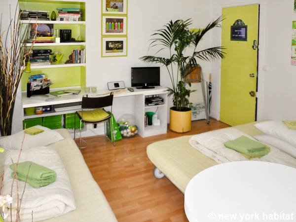 Paris - Studio accommodation - Apartment reference PA-2859