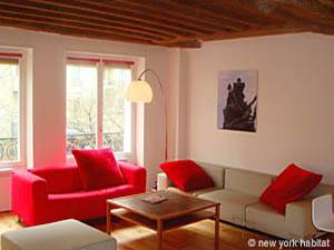 Paris - 2 Bedroom accommodation - Apartment reference PA-2905