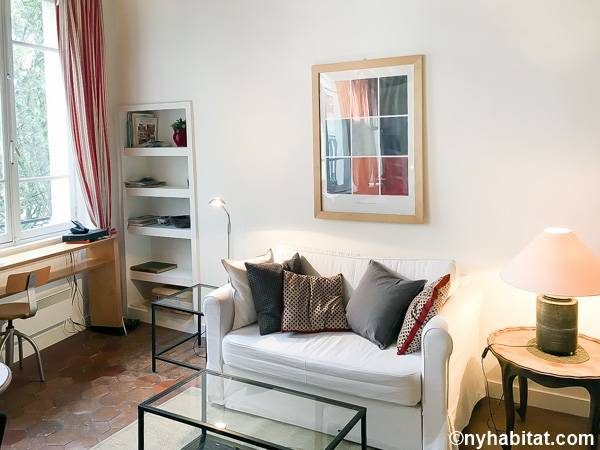 Paris - 1 Bedroom apartment - Apartment reference PA-2969