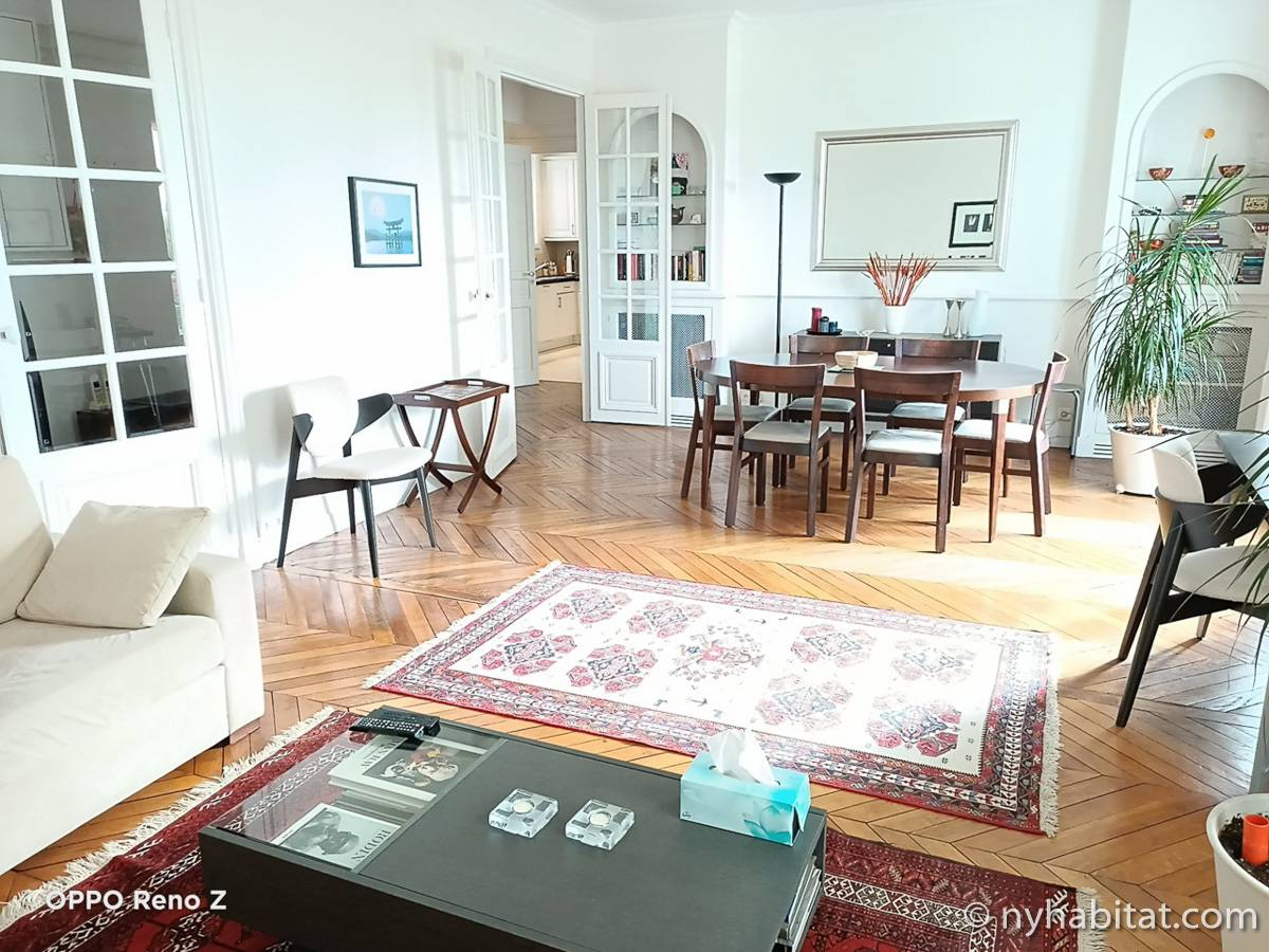 Paris - 2 Bedroom apartment - Apartment reference PA-2972