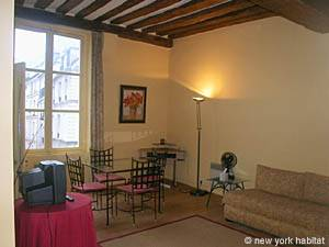 Paris - Studio apartment - Apartment reference PA-2978
