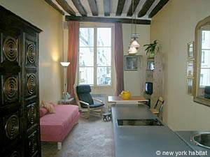 Paris - Studio apartment - Apartment reference PA-2984