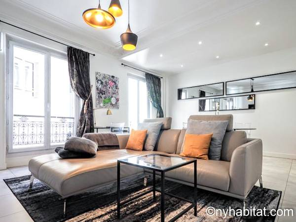Paris - 2 Bedroom apartment - Apartment reference PA-2989