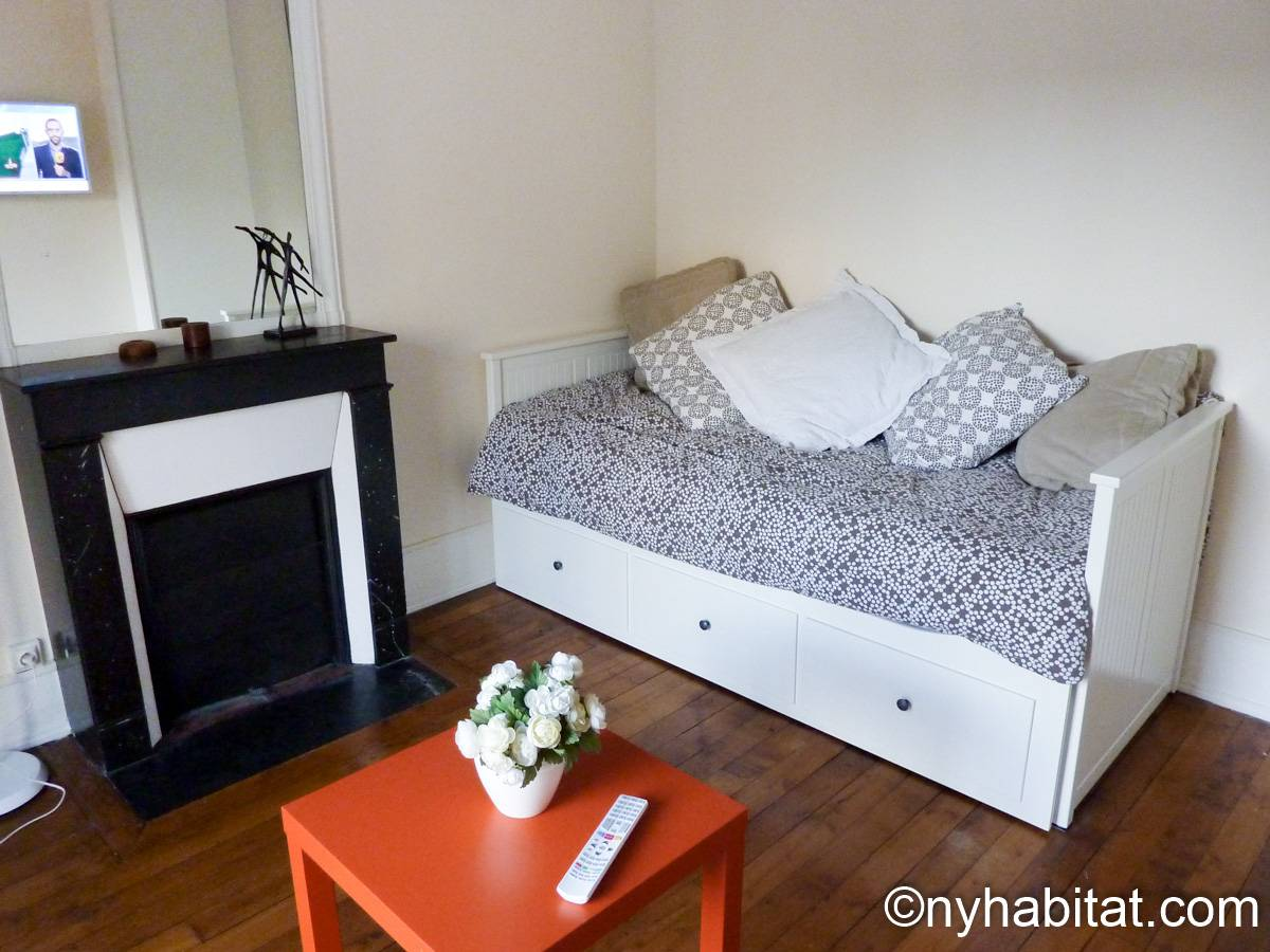 Paris - Studio apartment - Apartment reference PA-3036