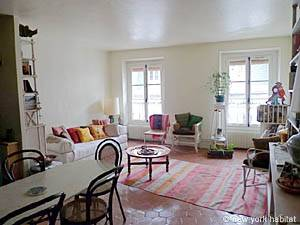 Paris - 2 Bedroom apartment - Apartment reference PA-3039