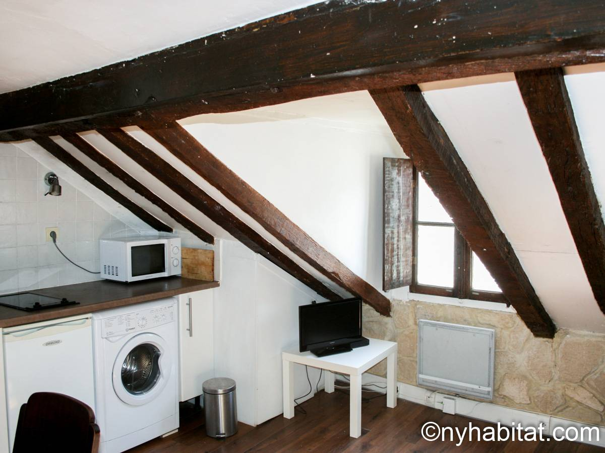 Paris - Studio apartment - Apartment reference PA-3047