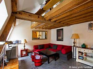 Paris - 1 Bedroom apartment - Apartment reference PA-3049