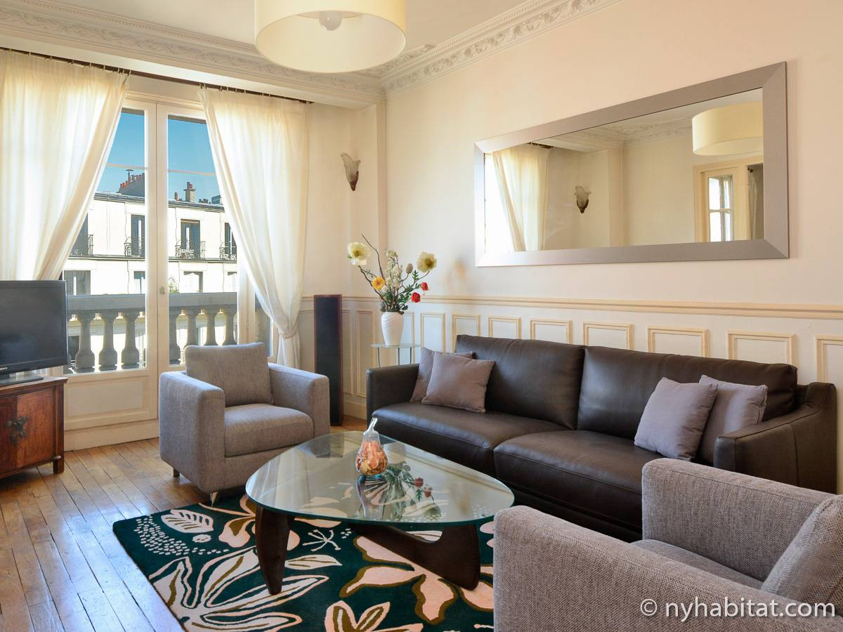 Paris - 3 Bedroom apartment - Apartment reference PA-3072
