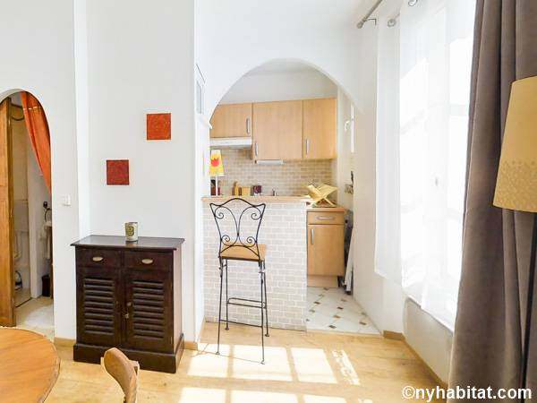Paris - 1 Bedroom accommodation - Apartment reference PA-3078