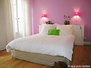 Paris - Alcove Studio apartment - Apartment reference PA-3128
