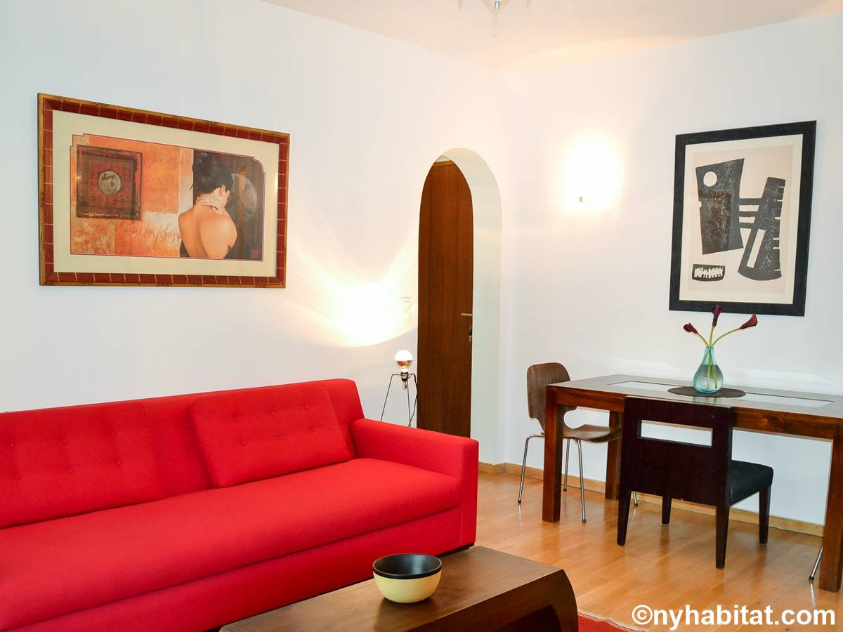 Paris - 1 Bedroom accommodation - Apartment reference PA-3138