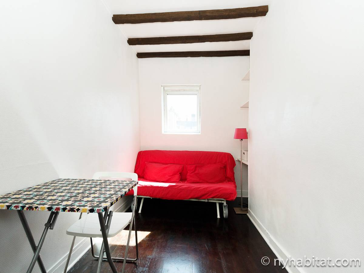 Paris - Studio apartment - Apartment reference PA-3148