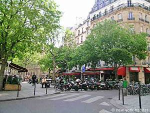 Paris - Studio apartment - Apartment reference PA-3152