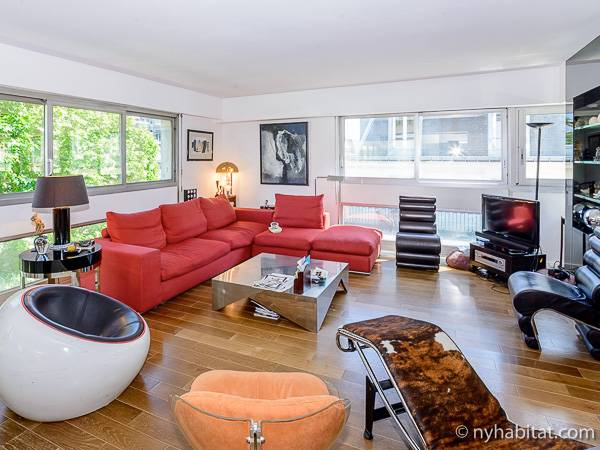 Paris - 4 Bedroom accommodation - Apartment reference PA-3154