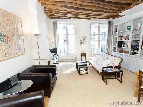 Paris - 1 Bedroom apartment - Apartment reference PA-3155