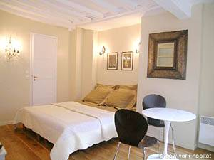 Paris - Studio accommodation - Apartment reference PA-3177