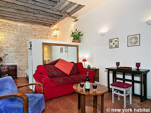 Paris - Studio apartment - Apartment reference PA-3184