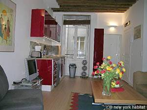 Paris - Alcove Studio accommodation - Apartment reference PA-3239