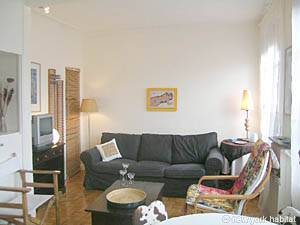 Paris - 1 Bedroom apartment - Apartment reference PA-3240