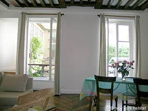 Paris - 1 Bedroom apartment - Apartment reference PA-3254