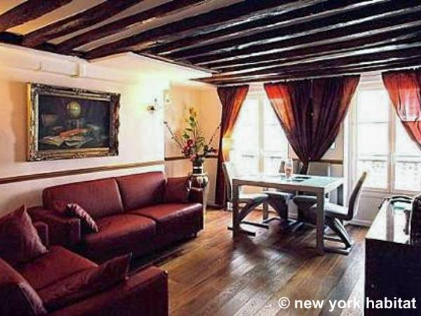 Paris - 2 Bedroom apartment - Apartment reference PA-3263