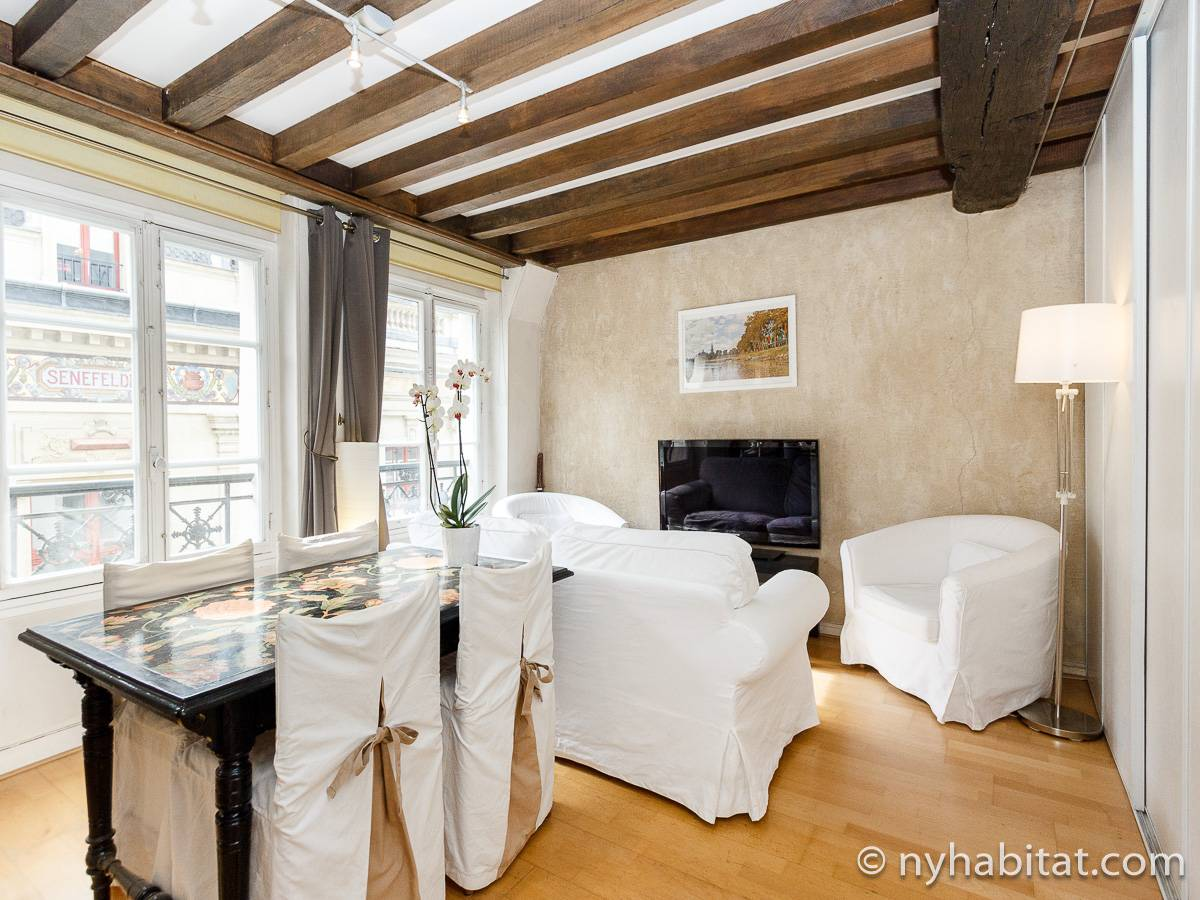 Paris - 1 Bedroom apartment - Apartment reference PA-3275