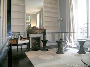 Paris - 1 Bedroom accommodation - Apartment reference PA-3294