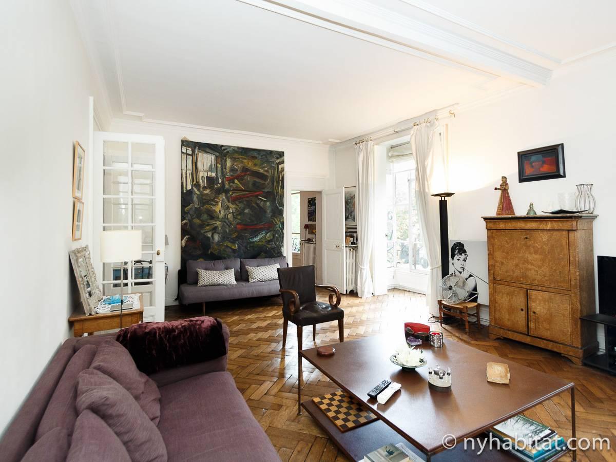 Casa vacanza a parigi 2 camere da letto port royal quartiere latino pantheon pa 3306 - Casa vacanza a parigi ...