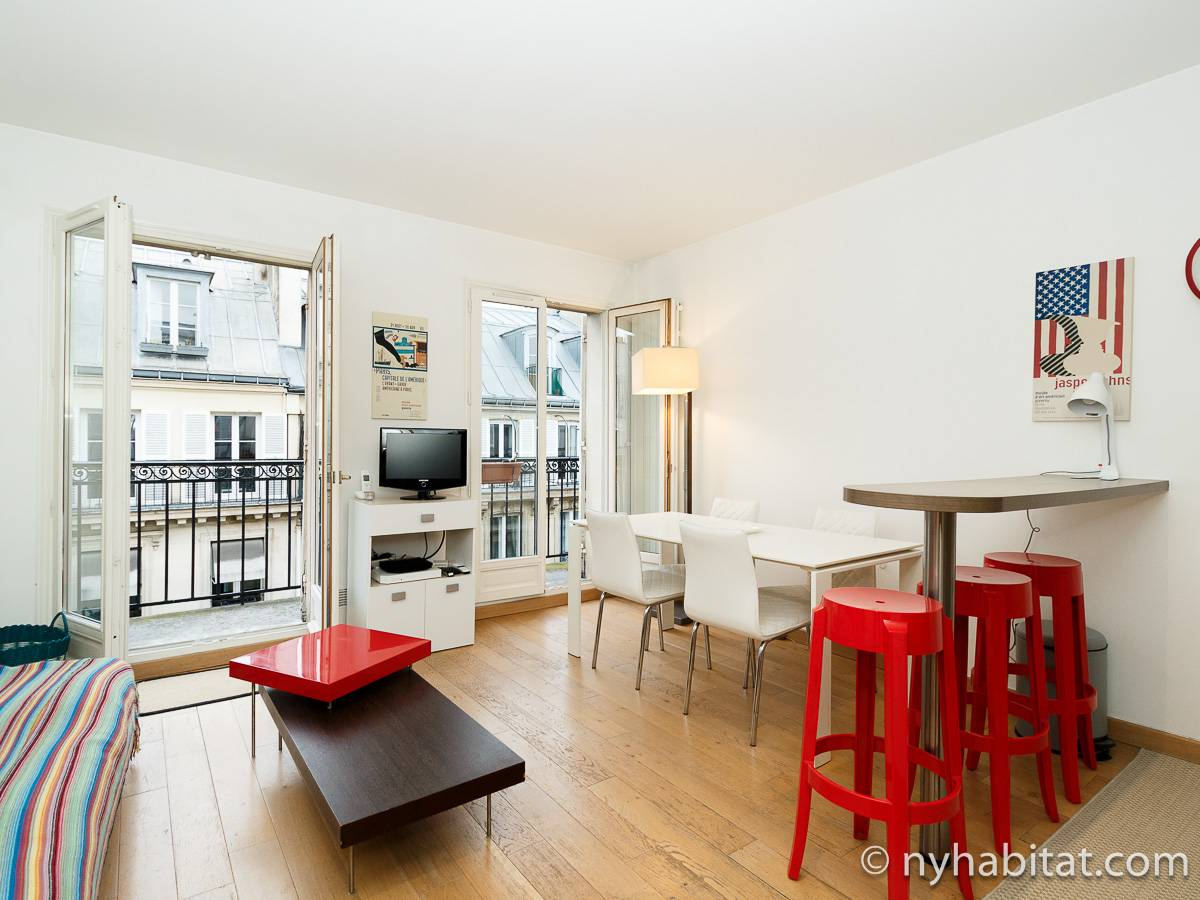 Paris - 1 Bedroom apartment - Apartment reference PA-3311