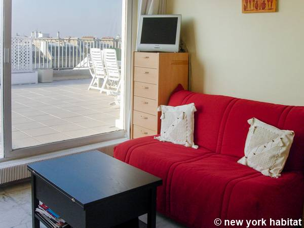 Paris - Studio apartment - Apartment reference PA-3317