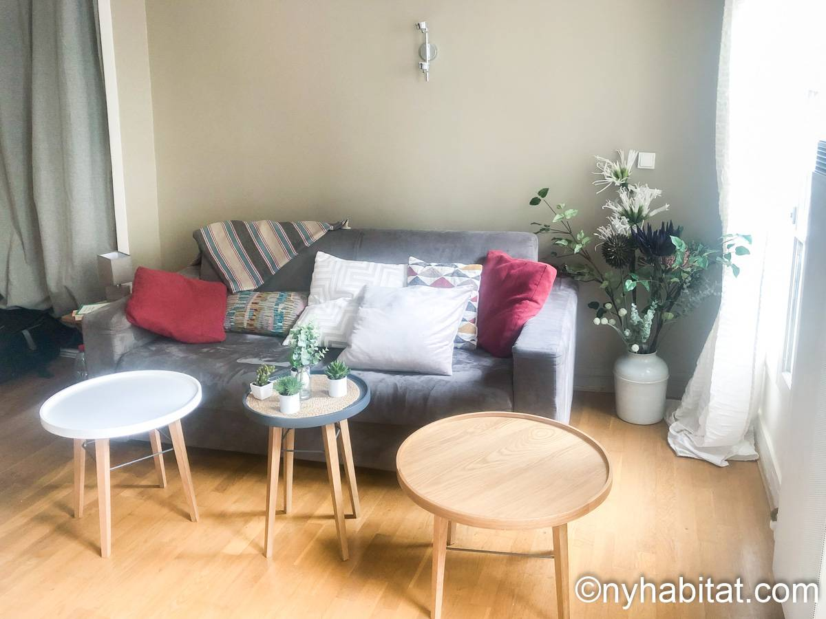 Paris - Studio apartment - Apartment reference PA-3326