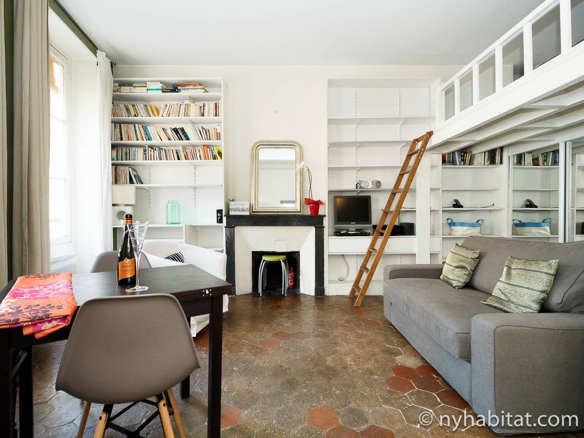Paris - Studio apartment - Apartment reference PA-3327