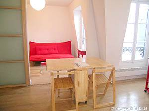 Paris - Studio accommodation - Apartment reference PA-3334