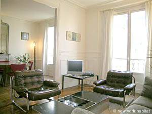 Paris - 1 Bedroom apartment - Apartment reference PA-3339