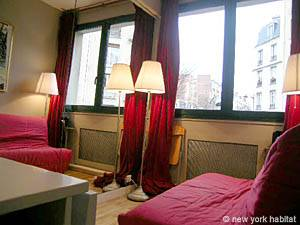 Paris - Studio accommodation - Apartment reference PA-3346