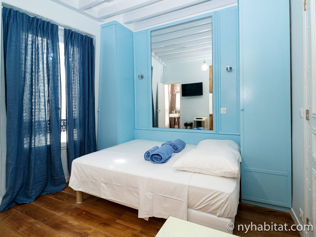 Paris - Studio apartment - Apartment reference PA-3361