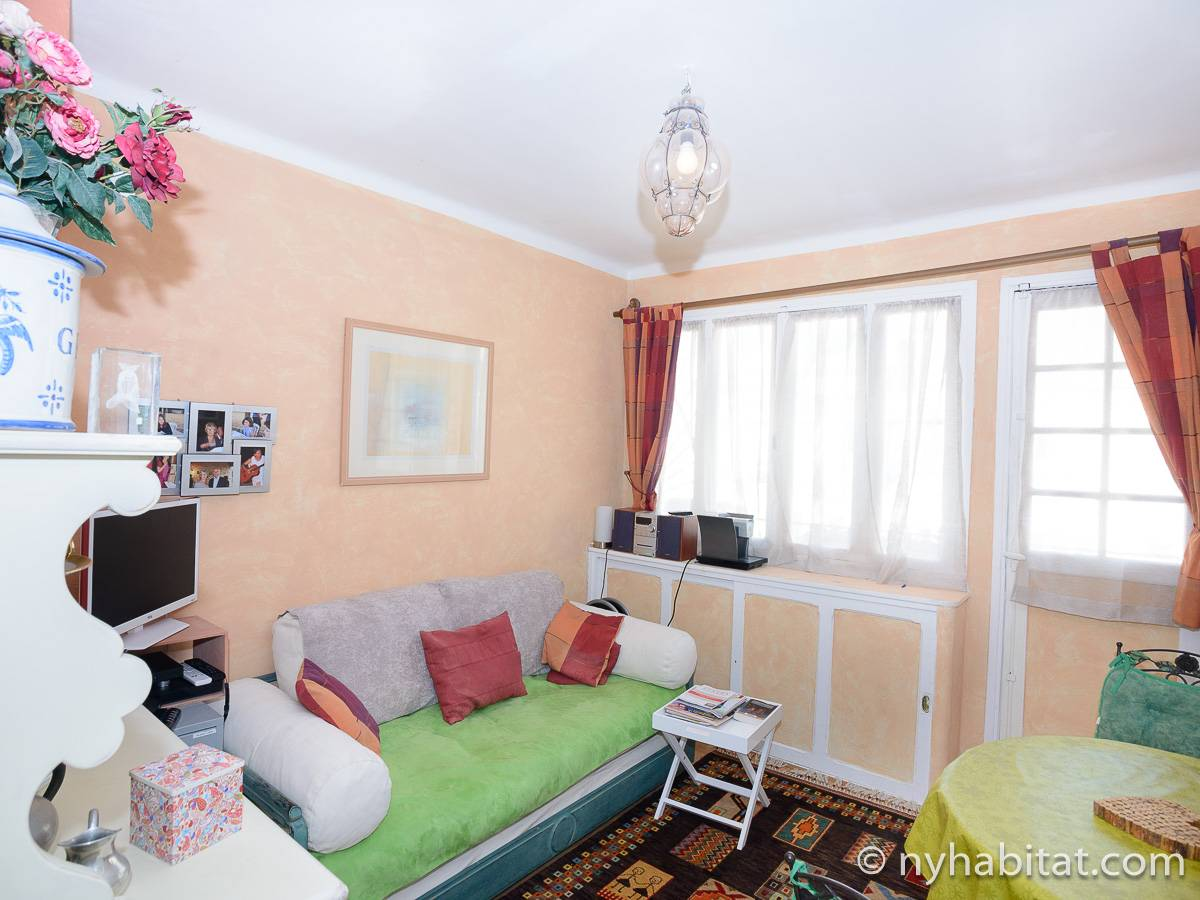 Paris - 1 Bedroom apartment - Apartment reference PA-3370