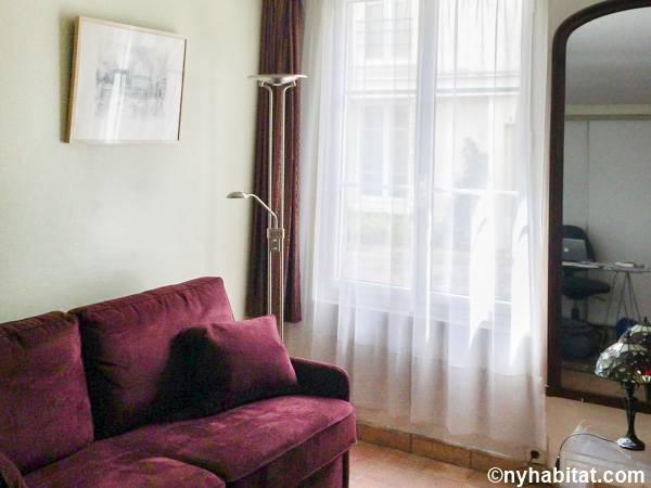 Paris - Studio accommodation - Apartment reference PA-3395