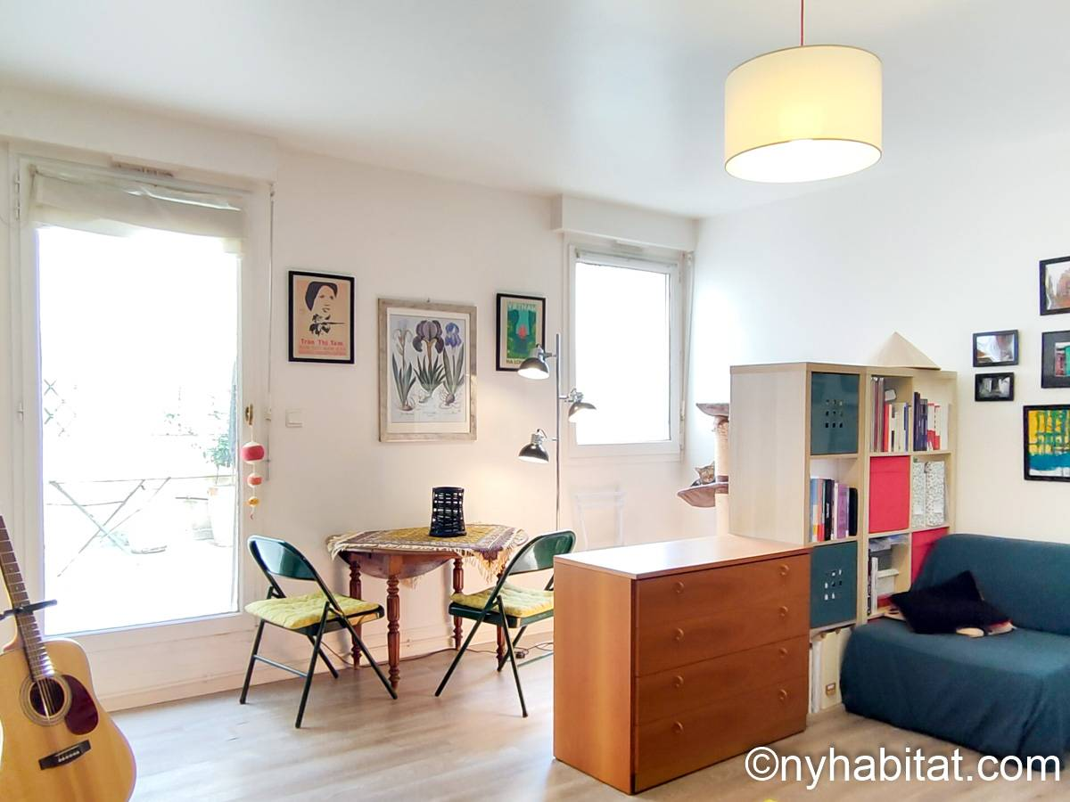 Paris - Studio apartment - Apartment reference PA-3396